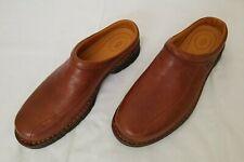 Zuecos Cuero Marrón Zapatos informales para hombres | eBay
