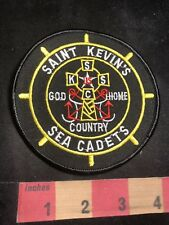 Patch SAINT KEVIN'S SEA CADETS God Home Country 80K7