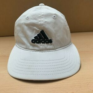 Adidas Active Wear Baseball Cap Hat White One Size Fits All Mens