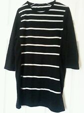 Marks and Spencer ladies top size 12 black