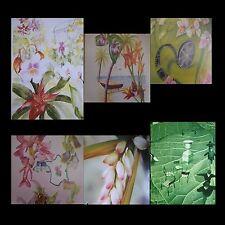 Affiches Festival orchidées et plantes tropicales Menton France ARTBOOK by PN