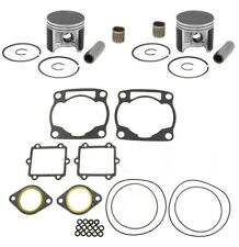 1998 1999 Arctic Cat ZR 600 Top End Rebuild Kit Pistons Gaskets Bearings 78mm