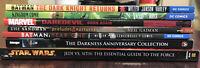 Lot Of Graphic Novels & Comics - Star Wars Batman Superman Daredevil Marvel DC