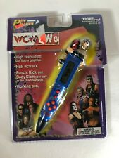 1999 WCW NWO Tiger Electronic Pen Games Brand New Wrestling 10-103 WWE ECW WWF