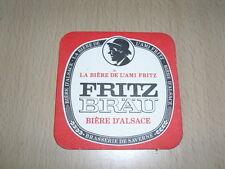 "SOUS-BOCK Fritz Brau ""La Bière de l'ami Fritz"""