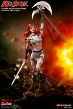 "Executive Replicas TB League 1/6 Scale 12"" Red Sonja Scars of She-Devil 2017-93"