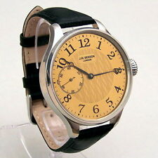 J. W. Benson - (Longines) To Queen Victoria London Movement Pocket Watch 1910s