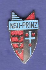 NSU PRINZ HAT PIN LAPEL PIN TIE TAC ENAMEL BADGE #1740