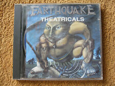 Musik CD Earthquake Theatricals Mirror Head Power Snacke Skin