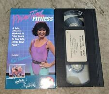 Prime Time Fitness VHS Bev Harris Rhythm 'n Exercise Workout Video Tape Movie