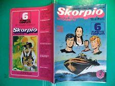 d# SKORPIO 1977 N16+POSTER SALINAS,BRUNO CONTI,FRANCO CALIFANO,MARIANGELA MELATO