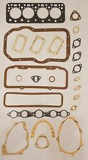 FIAT 1100 103/ KIT GUARNIZIONI MOTORE CON TESTA/ ENGINE GASKETS SET