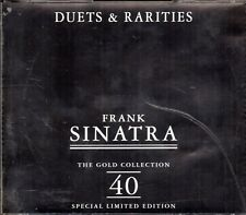 Frank Sinatra – The Gold Collection : Duets & Rarities - 2 CDs 1998