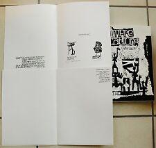 Imprécations Album du Sahël G GIBOUDEAU éd P Bourquin 1er tirage 1986 DEDICACE