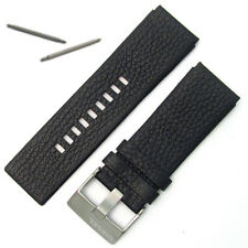 Diesel Genuine Original Watch Strap Real Leather S/Steel Buckle for DZ1149