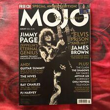 MOJO Magazine UK # 129 Led Zeppelin James Brown The Clash PJ HARVEY