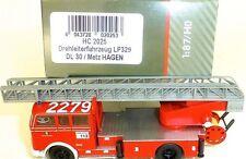 Drehleiterfahrzeug LP329 DL30 Metz HAGEN HEICO HC2025 OVP NEU   µ