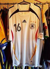 Germany Football Shirt 2006 World Cup Home XL ~ Lahm 16