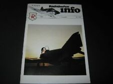 Richthofen Info, 1/1996