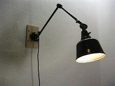 MIDGARD Lampe Gelenkarmlampe Tischlampe Werkstattlampe BAUHAUS LAMPE