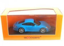 Porsche 911 Carrera S (Blue) 2012