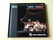 TOSHIYUKI MIYAMA & THE NEW HERD AUDIOPHILE JAPAN THREE BLIND MICE TBM XRCD