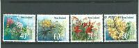 World Stamps: NEW ZEALAND - 1989 Flowers issue (Lot 3132)
