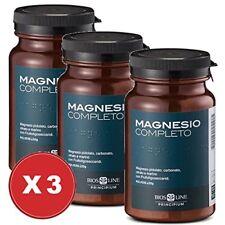 BIOS LINE  Principium Magnesio Completo 400 g   3 CONFEZIONI(OFFERTA)