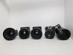 Christie/Sanyo/Eiki  Projector Lens
