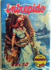 INTREPIDO LIBRETTO ANNO XXV N.8 1959