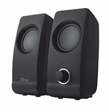 Trust Remo 2.0 PC Speakers for Computer and Laptop, 16 W, USB Powered