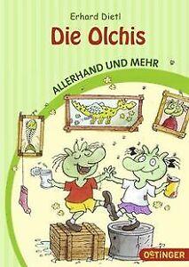 Die Olchis - Allerhand und mehr von Dietl, Erhard   Buch   Zustand gut