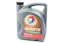 Original TOTAL Motoröl Quartz 9000 FUTURE NFC 5W30 5 Liter ACEA A5/B5 API SL/CF