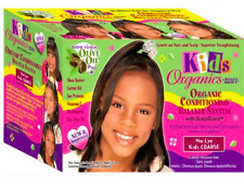Africa's Best Kid's Originals Natural Conditioning Relaxer System - Coarse Hair