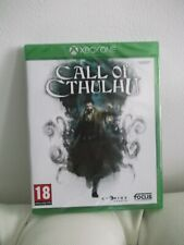 CALL OF CTHULHU - Jeu XBOX ONE NEUF sous blister(version française)