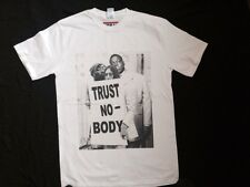 Tu-Pac y Notorious Big T-Shirt (rap. Biggie) Pequeño