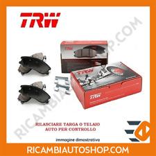 KIT PASTIGLIE FRENO ANTERIORE TRW RENAULT CLIO MK 2 1.5 DCI KW:59 2001>2003 GDB4