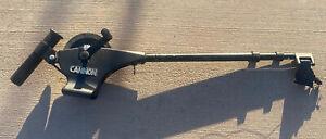 downrigger cannon uni-troll HP 10 Telescopic boom 3-5 feet