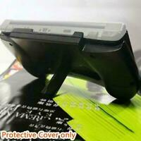 New Black Game Controller Case Plastic Hand Grip Handle XL LL Stand For 3DS X3Q9