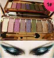 9 Colours Eyeshadow Eye Shadow Palette Makeup Kit Set Make Up Professional Box