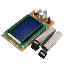 Adjustable 12864 lcd display 3d printer controller adapter for ramps 1.4 reprap