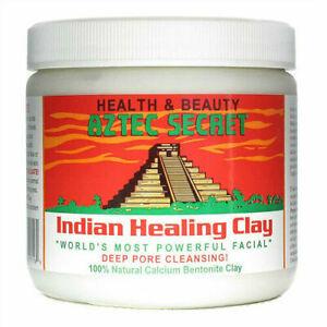 Aztec secret Indian Healing Clay Deep Pore Cleansing  Facial Mask 1LB
