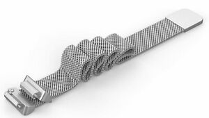 Replacement Band for Fitbit Inspire & Inspire HR Mesh Stainless Steel Magnetic
