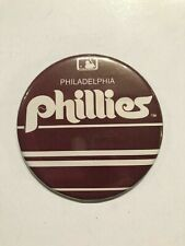 PHILADELPHIA PHILLIES VINTAGE LOGO BUTTON