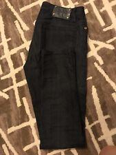 TORY BURCH SKINNY Low Rise Dark Wash Jeans Size 26 Women