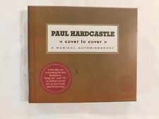 "PAUL HARDCASTLE ""COVER TO COVER"" BRAND NEW PROMO 2 CD SET! NEVER PLAYED!"