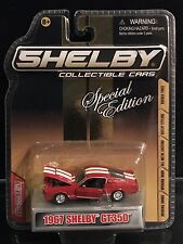 Shelby Collectibles Special Edition 1967 Shelby GT350 1/64 Scale krg0182
