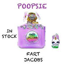 Poopsie Rainbow Fart Jacobs Display Case Exclusive Cutie Tooties Slime