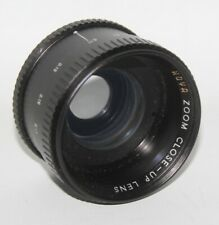 Hoya Zoom Close-Up Lens for 58mm Filter Ring - Case / Caps / vgc