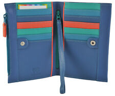 Genuine Mywalit Womens 12 Card Very Soft Leather Wallet In Various Colours 1165